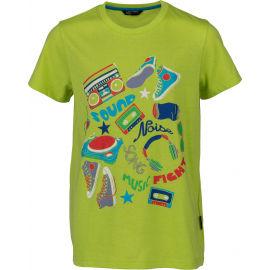Lewro RODDY - Chlapčenské tričko