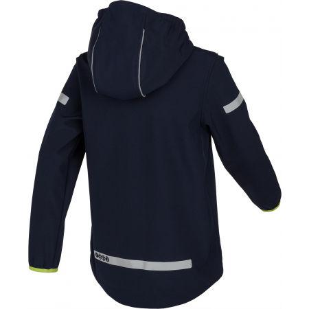Detská softshellová bunda - Lewro MOSE - 3