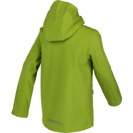 Detská softshellová bunda - Lewro SIERRA - 3