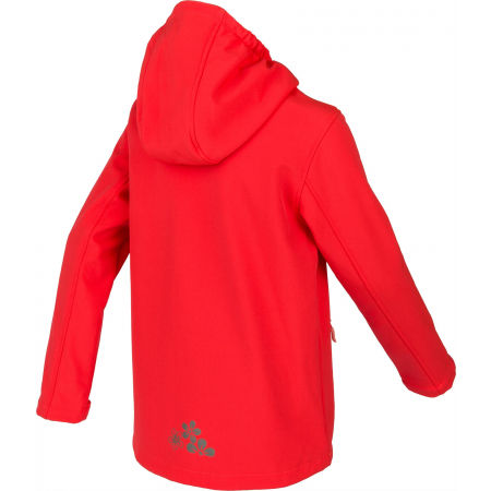 Dětská softshellová bunda - Lewro SIERRA - 3
