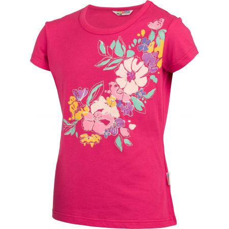 Dievčenské tričko - Lewro ROSALIN - 2