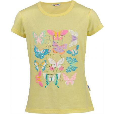 Dievčenské tričko - Lewro ROSALIN - 1