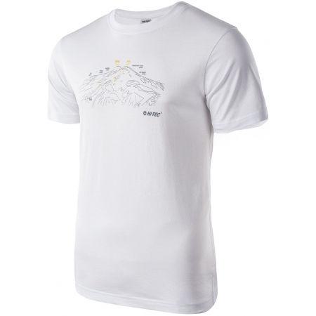 Pánske tričko - Hi-Tec NERET - 3