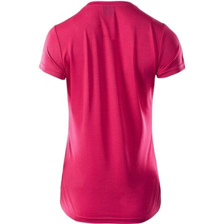 Dámske technické tričko - Hi-Tec LADY BIRMA III - 2