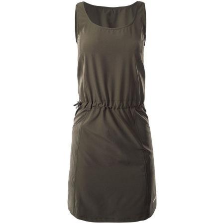 Hi-Tec LADY TOMA - Dámske outdoorové šaty
