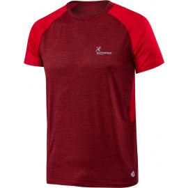 Klimatex NAVID - Tricou de alergat pentru bărbați