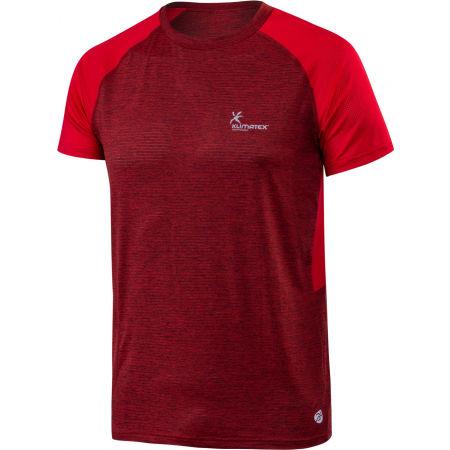 Pánske bežecké tričko - Klimatex NAVID - 1