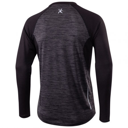Men's functional long sleeve T-shirt - Klimatex ALANO - 2