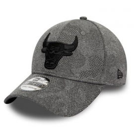 New Era 39THIRTY ENGINEERED PLUS CHICAGO BULLS - Мъжка шапка с козирка