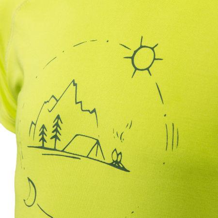 Detské športové tričko - Klimatex KIA - 3