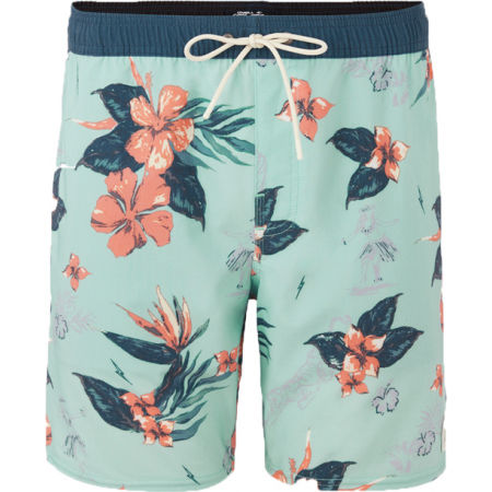 Herren Badeshorts - O'Neill PM BLOOM SHORTS - 1