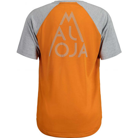 Pánské multisportovní triko - Maloja ALMENM TIGER MULTI - 2