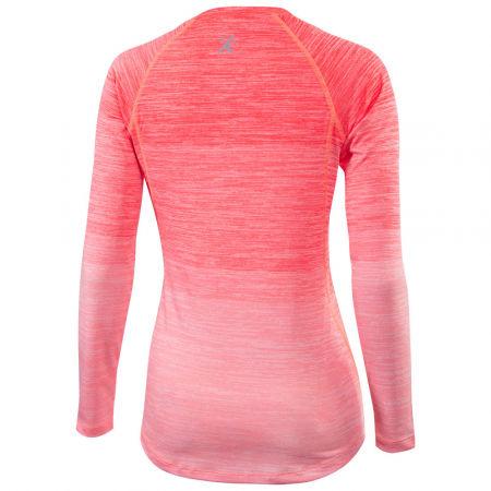 Koszulka do biegania damska - Klimatex FLISS - 2