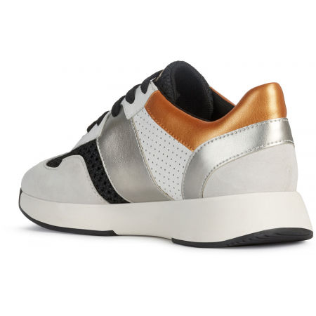Women's leisure shoes - Geox D SUZZIE B - 4