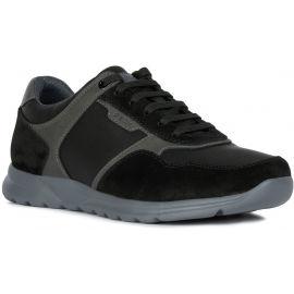 Geox U DAMIAN A - Pánska voľnočasová obuv