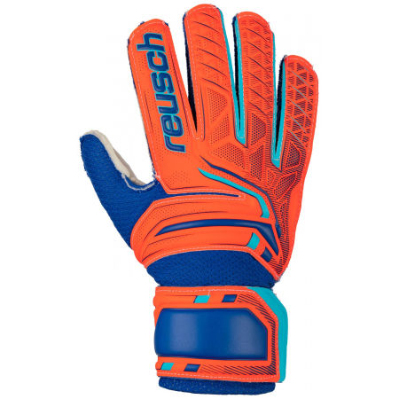 Reusch ATTRAKT SD OPEN CUFF JR - Kids' goalkeeper gloves