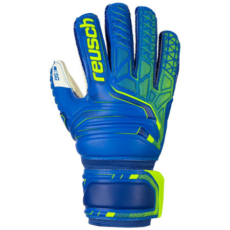 Reusch ATTRAKT SG FINGER SUPPORT JR - Kids' goalkeeper gloves