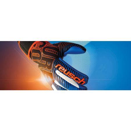 Men's goalkeeper gloves - Reusch PURE CONTACT 3 S1 - 3
