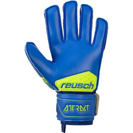 Men's goalkeeper gloves - Reusch ATTRAKT SG EXTRA - 2