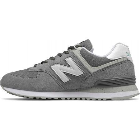Pánska voľnočasová obuv - New Balance ML574SPW - 2