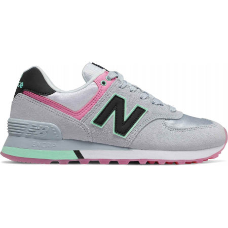 New Balance WL574SAT - Women's leisure shoes