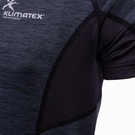 Мъжка функционална тениска - Klimatex TALBOT - 3