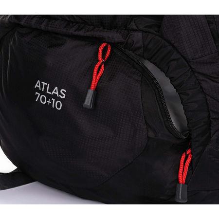 Turistický batoh - Loap ATLAS 70+10 - 6