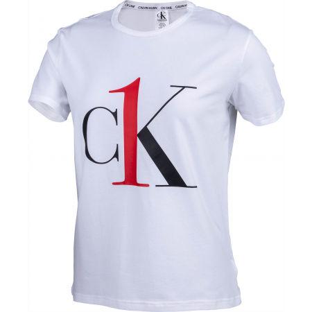 Dámské tričko - Calvin Klein S/S CREW NECK - 2
