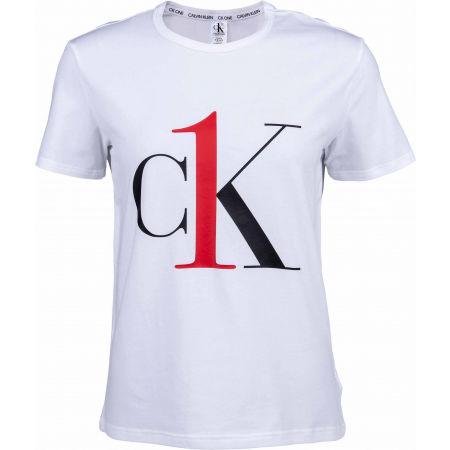 Dámské tričko - Calvin Klein S/S CREW NECK - 1