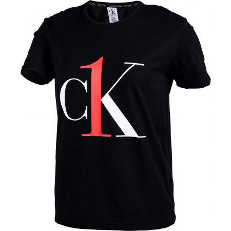 Дамска тениска - Calvin Klein S/S CREW NECK - 2