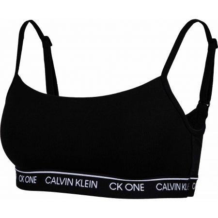 Dámska podprsenka - Calvin Klein UNLINED BRALETTE - 2