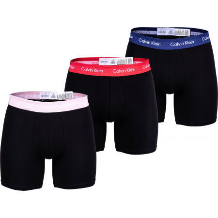 Men's boxer briefs - Calvin Klein 3P BOXER BRIEF - 1