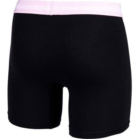 Pánske boxerky - Calvin Klein 3P BOXER BRIEF - 7