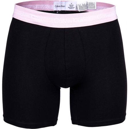 Pánske boxerky - Calvin Klein 3P BOXER BRIEF - 5