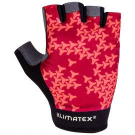 Klimatex DAZZLE - Dámske cyklistické rukavice
