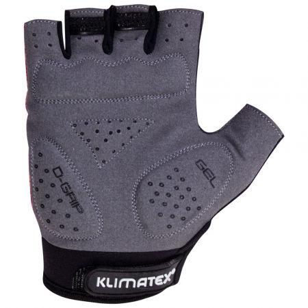 Dámske cyklistické rukavice - Klimatex DAZZLE - 2