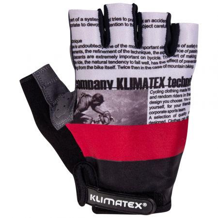 Radlerhandschuhe für den Herrn - Klimatex JAY - 1