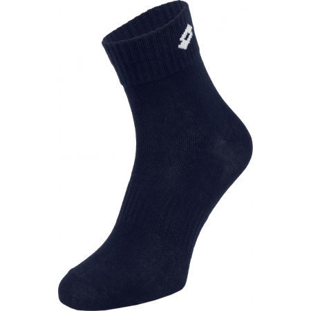 Комплект чорапи - Lotto PLAYER MIDI SOCKS 3P - 4