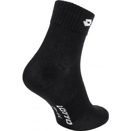 Комплект чорапи - Lotto PLAYER MIDI SOCKS 3P - 7