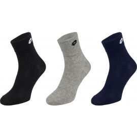Lotto PLAYER MIDI SOCKS 3P