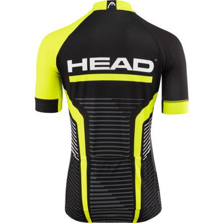 Férfi kerékpáros mez - Head MEN JERSEY TEAM - 2