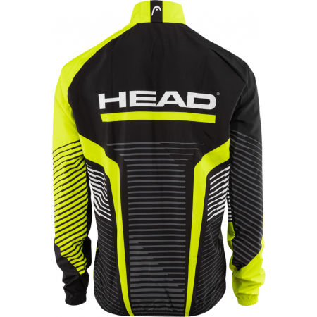 Men's cycling jacket - Head MEN ANORAK TEAM - 2