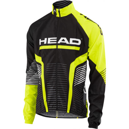 Men's cycling jacket - Head MEN ANORAK TEAM - 1