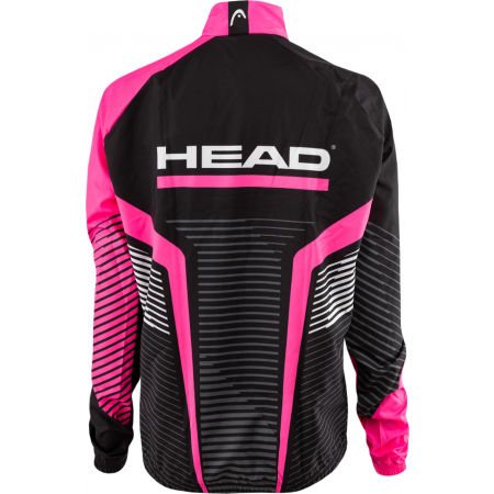 Women's cycling jacket - Head LADY ANORAK TEAM - 2