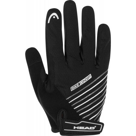 Head GLOVE LONG FINGER9515 - Men's long cycling gloves