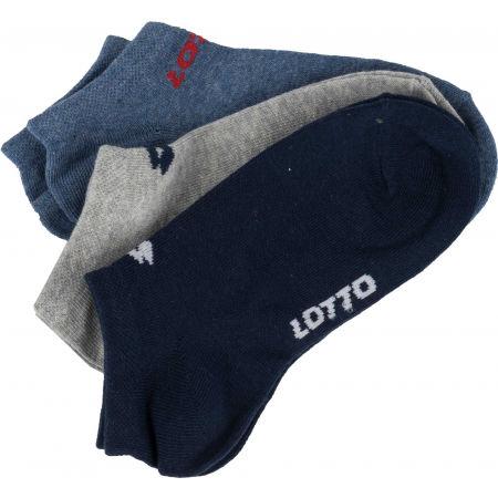 Lotto N BR82 3P - Fiús zokni
