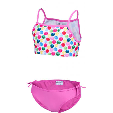 Dievčenské dvojdielne plavky - Lotto LYRA - 2