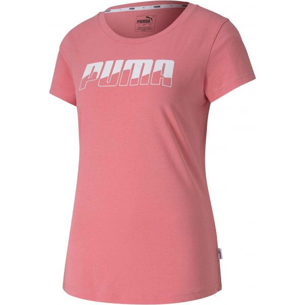 Puma REBEL GRAPHIC TEE - Dámske športové tričko