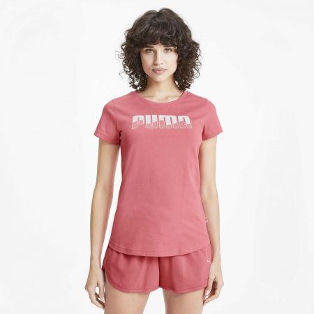 Dámske športové tričko - Puma REBEL GRAPHIC TEE - 3
