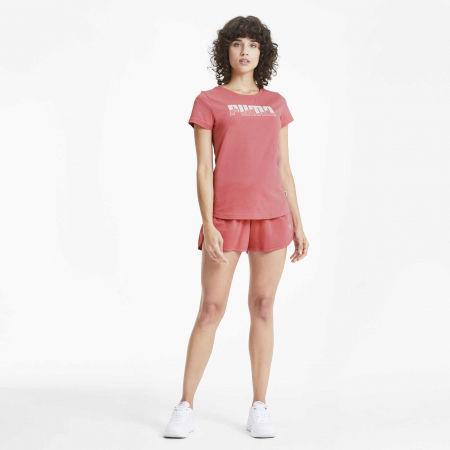 Dámske športové tričko - Puma REBEL GRAPHIC TEE - 5